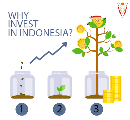 why invest in indonesia
